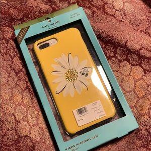 Kate Spade Yellow Bee IPhone 7/8 Plus Case